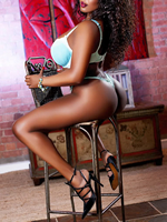 London ebony independent escort